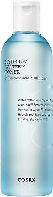 COSRX Hydrium Watery Toner Hyaluronic Acid Moisture Toner 9.46 oz