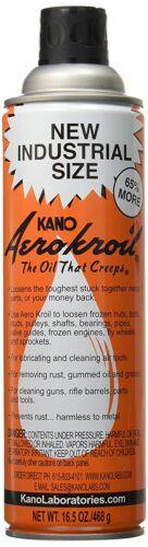 Kano AeroKroil Kroil Penetrating Oil 16.5 oz Aerosol