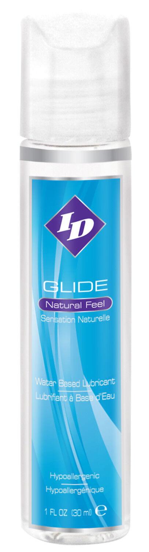 Id Glide 30Ml Flip Cap Bottle Water Based Lubricant Condom -5768