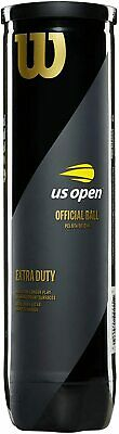 Wilson US Open Extra Duty Tennis Balls - Professional Quality - FAST SHIPPING