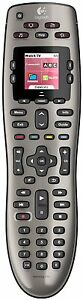 Logitech Harmony 650 Advanced Universal TV Remote Control - Silver 915-000159