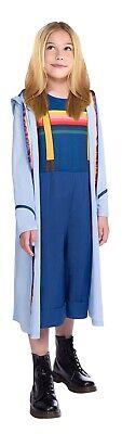 13th Thirteenth Arzt TV Karneval Buch Tag Kostüm Verkleidung (Mädchen Doctor Who Kostüm)