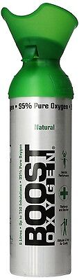 Emergency Oxygen -  (1) Can of Boost Oxygen - Great for all First Aid Kits (Oxygen First Aid)
