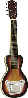(Gold Tone LS-8 Lap Steel Guitar (Eight String, Two Tone Tobacco))