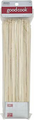 Good Cook 12-inch Bamboo Skewers, 100 Count Good Cook Bamboo