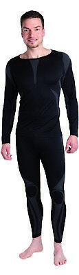 1 Set Herren Ski  Thermo Funktions Unterwäsche Seamless  Hemd + Unterhose Art 02