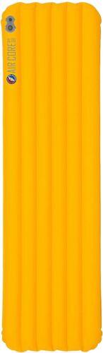 Big Agnes Air Core Ultra Sleeping Pad Gold 20x72 Regular   Free Shipping