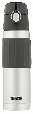 Thermos Vacuum Insulated 18 Ounce Stainless Steel Hydration Bottle, Stainless Steel 2