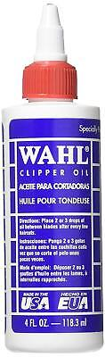 Wahl Electric Hair Clippers Trimmer Shaver Blade Oil Lubricant Lube 4oz Spare ()