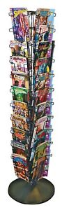 Comic book spinner rack- New Made in USA- Free Freight.