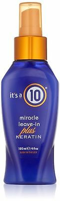 Its a 10 by IT'S A 10 Miracle Leave-in Plus + Keratin 4oz, All Hair Unisex