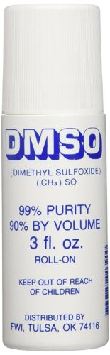 DMSO Roll On 3 ounce