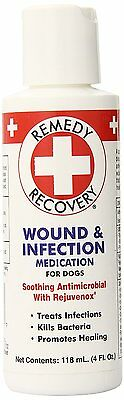 Remedy   Recovery Wound And Infection Medication For Dogs  4 Ounce