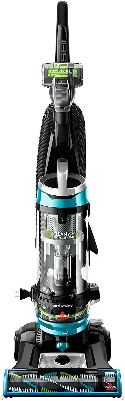 BISSELL Cleanview Swivel Rewind Pet Upright Bagless Vacuum C