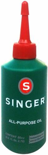 Singer Sewing Machine Oil