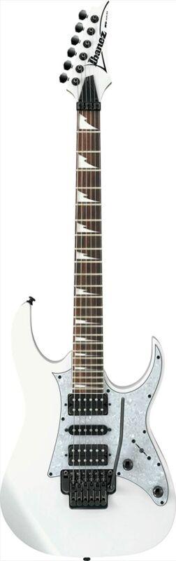 Ibanez RG350DXZ RG Series Standard Model with PG HSH White NEW