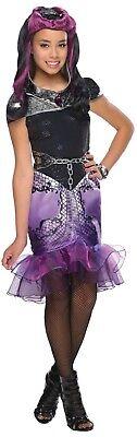 Mädchen Raven Queen Ever after High TV Film Buch Kostüm Kleid Outfit ()
