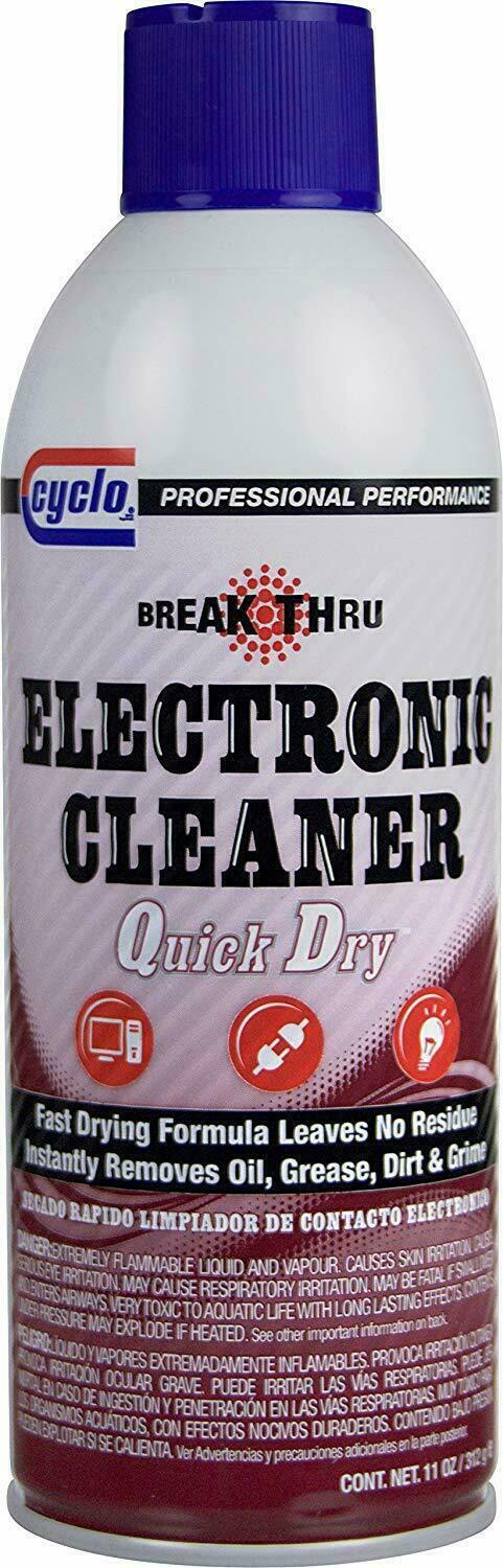 Cyclo C87 Quick Dry Aerosol Electronic and Electric Parts C
