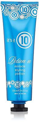 It's A 10 Potion 10 Miracle Styling Potion - 4.5 oz , used for sale  Hicksville