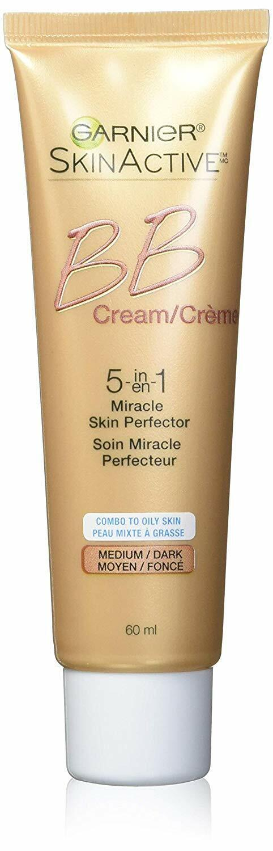 Garnier Miracle Skin Perfector BB Cream: Combination to Oily