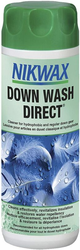 Cleaner for Down Filled & Water Repellant Outdoor Gear Clothing & Bedding