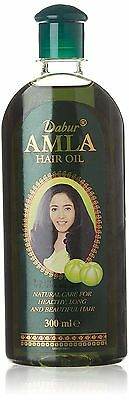 Dabur Amla Hair Oil For Beautiful Hair 300ml (US Seller) Free Shipping !!