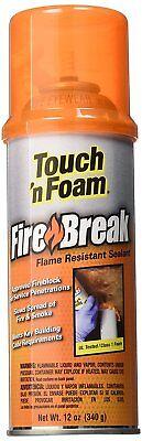 Touch N Foam 4004501212 Firebreak Flame Resistant Sealant