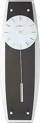 Howard Miller Cyrus Wall Clock 625-401 – Hanging Pendulum & Quartz Movement