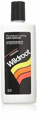 Wildroot Original Natural Looking Hair Groom Liquid 8 fl -