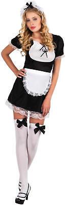 Zimmermädchen Claudette Stubenmädchen French Maid Karneval Fasching Kostüm -