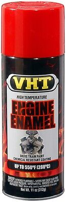 VHT SP121 VHT Engine Enamel Universal Bright Red Paint 11 oz. Spray Can