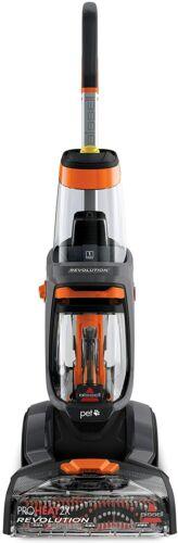 BISSELL ProHeat 2X Revolution Pet Full Size Upright Carpet Cleaner 1548F Orange