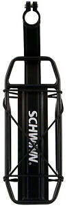 New Schwinn Lightweight Alloy Bicycle Bike Rear Cargo Rack Free Shipping