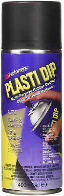 Rubber Coating Aerosol Plasti Dip Black Multi Purpose 11oz Spray Paint Can Gear