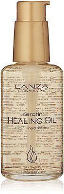 Lanza Keratin Healing Oil Hair Treatment 3.4 fl oz