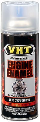 VHT SP145 Gloss Clear Spray Paint Auto Car High Temp ENGINE Enamel 550�F