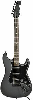 CHORD CAL63X Guitar Matte Black NEW