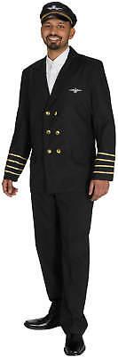 Pilot Pilotenjacke Jacke Karneval Kostüm Fasching - Pilot Jacke Kostüm