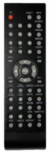New Usbrmt Tv/dvd Remote For Proscan Curtis Pledv1520ac Pledv2845a Pldedv3292
