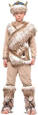 Italienische Herstellung Jungen Luxus Wikinger Karneval Halloween Kostüm - Karneval Kostüm Hersteller