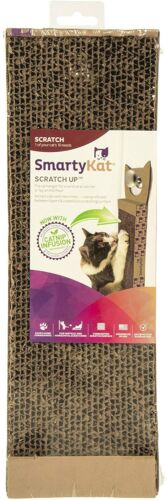 Corrugated Cat Scratch Cardboard Scratching Post Pad Scratcher Lounge Sofa Bed