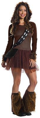 Chewbacca Female Wookie Star Wars Classic Fancy Dress Halloween Adult - Wookie Halloween Costume