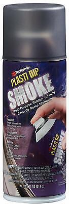 4 Units - New 11220-6 Smoke Grey 11oz Plasti Dip Rubber Handle Spray