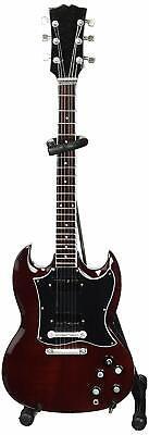 f365bbc3cee Axe Heaven Pete Townsend SG Mini Guitar Replica Collectible