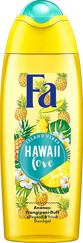 Fa Hawaii Love Duschgel Ananas Damen Frauen Pflege 6 x 250 ml 6er Pack