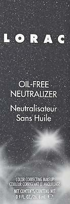 LORAC ~ OIL FREE NEUTRALIZER ~ 0.9 (Lorac Oil)