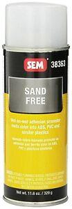 SEM 38363 Vinyl Paint Promoter Sand Free 11.5OZ Aerosol