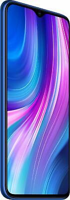 Xiaomi Redmi Note 8 Pro 6 + 64GB Smartphone Blue Ocean / Blue Vers.Global Band 20