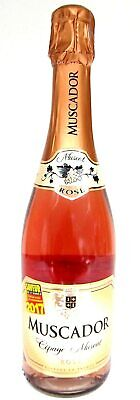 6x0,75L Fl. Muscador Cépage Muscat Rose Doux(lieblich) (Rebsortensekt)