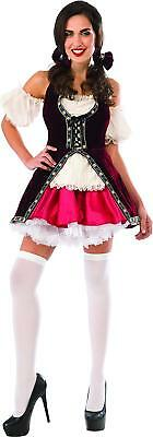 Swiss Miss Girl Halloween Costume Womens Size S Small - Swiss Miss Halloween Costume